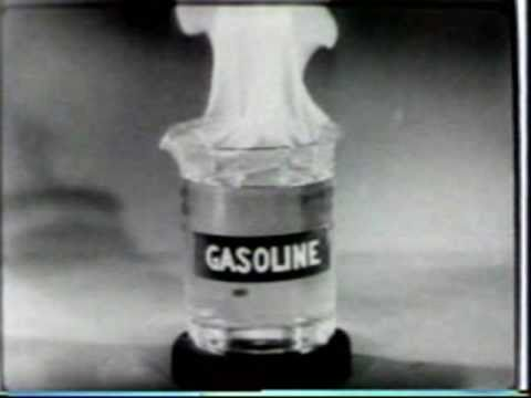 Oxygen Needed for combustion1947 Chemistry of Fire US War Department