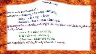 Telugu Grammar - Vidmoon
