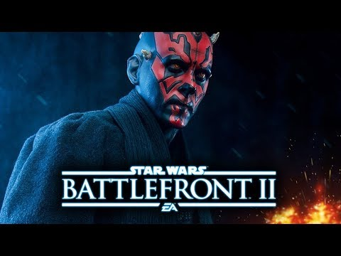 Star Wars is Pay to Win - Battlefront 2 Gameplay (w/Jacob, Omar)