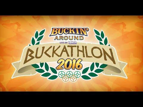 Buckin' Around - First EVER Buckathalon