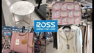 ROSS SHOP WITH ME 2018| FASHION & HOME DECOR