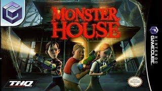 Longplay of Monster House