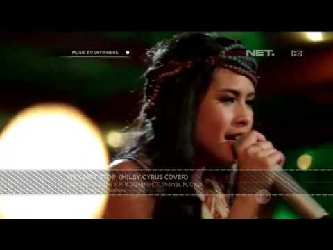 Maudy Ayunda - We Can't Stop (Miley Cyrus Cover) (Live at Music Everywhere) **