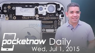 iPhone 6s LTE-A, LG G4 Deals, Apple Music, Bloopers & more - Pocketnow Daily