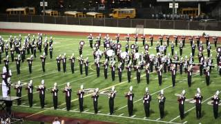 2015 MIHS Marching Band, Blank Space 11 Sept 2015