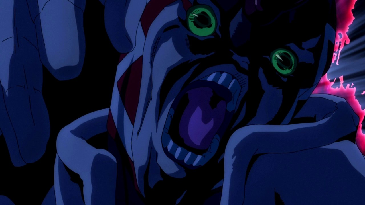 King Crimson Sound Effect - Jojo's Bizarre Adventure Part 5