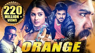 Orange (2018) NEW RELEASED Full Hindi Dubbed South Movie | Ram Charan, Genelia D'Souza