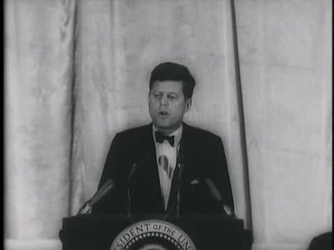 IFP:84E JFK at Football Hall of Fame Dinner