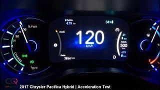 2017 Chrysler Pacifica Hybrid | 0-100kmh / 0-60mph  | Part 2/2