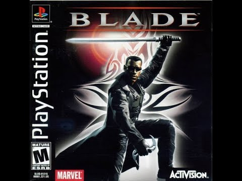 Blade ( Вампир который крут как сто индейцев)№4