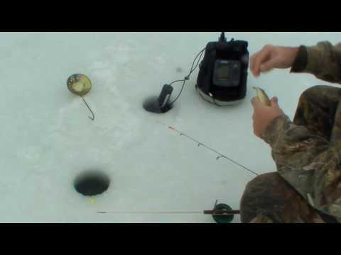 Old School vs New School Ice Fishing