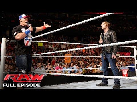 WWE Raw Full Episode, 27 June 2016