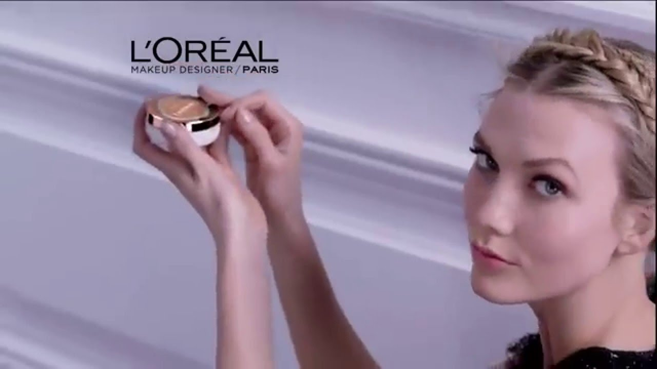 "L'Oreal - True Match ""Lumi Cushion Foundation"" TV Commercial (Spring 2016) - YouTube"