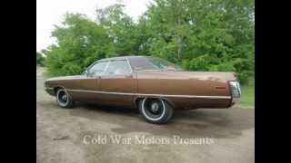 1971 Chrysler Newport 383 Idling...