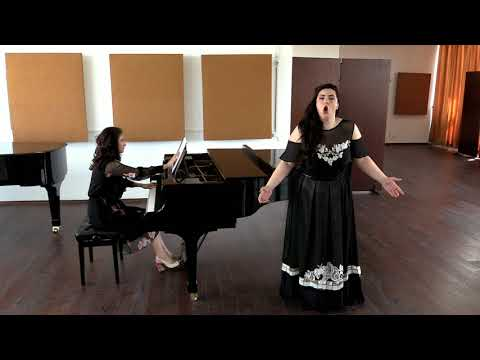 Alina Dragnea -  Re dell'abisso affrettati - Un Ballo in Maschera - G. Verdi
