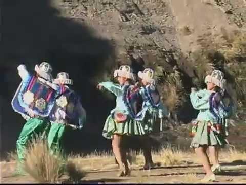 MÚSICA BOLIVIANA - YARA - PACEÑITA (CULLAGUADA)