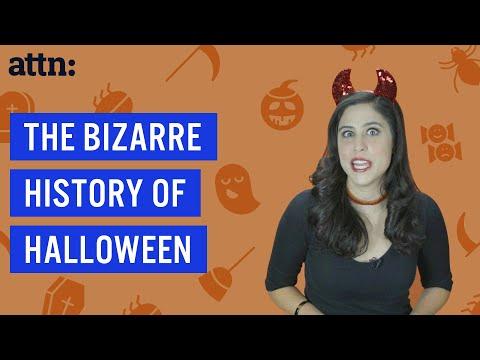 The Bizarre History Of Halloween | ATTN: