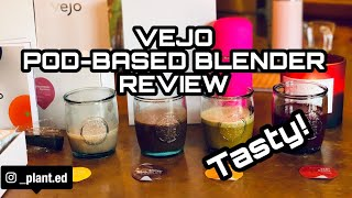 VEJO POD-BASED BLENDER REVIEW