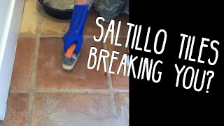 How To Remove Sealer From Saltillo Tile | Stripping Terracotta Floors
