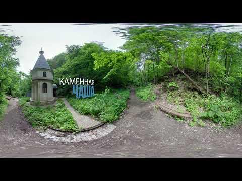 Самарская лука - панорамное видео (360 градусов)