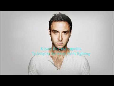 Måns Zelmerlöw: Hanging On To Nothing With Lyrics