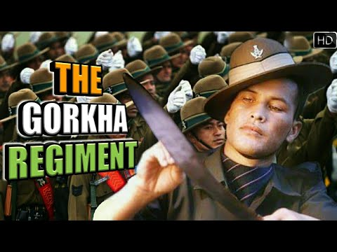Gorkha Regiment - India's Most Fearless Regiment And A Nightmare For Our Enemies (Hindi)