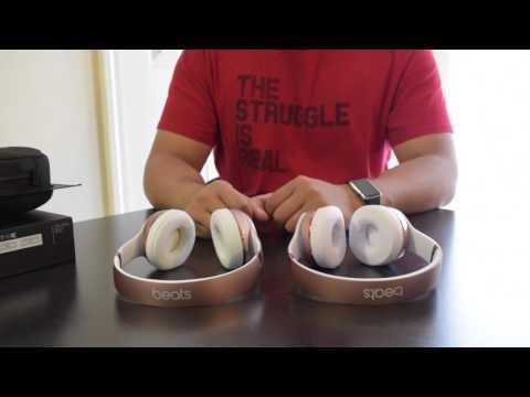 How to Spot Fake Beats Solo 3 Headphones