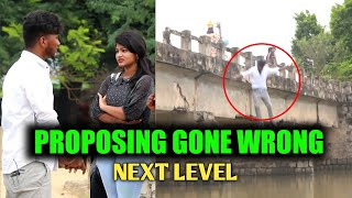 Next Level Prank Proposing Gone Wrong || Telugu Pranks || Prankboy Telugu