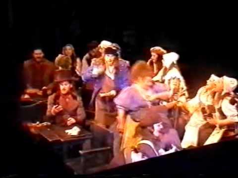 Master of the House  London 2002  Les Misérables