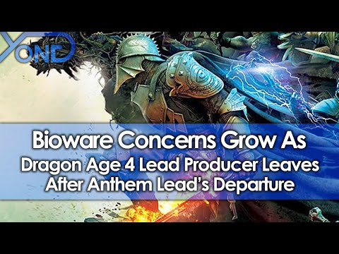 Bioware Concerns Grow As Dragon Age 4 Lead Producer Leaves After Anthem Lead's Departure