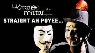 Orange Mittai - Straight Ah Poyee Song Promo