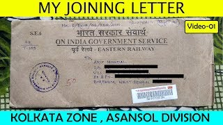 RRB Group-D Joining  || My Call Letter || Eastern Railway, Kolkata Zone, Asansol Division || 2019
