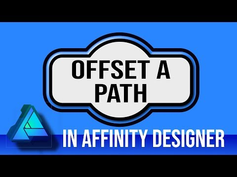 Offset A Path In Affinity Designer