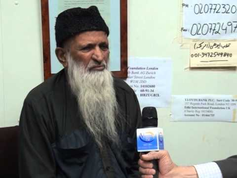 Abdul Sattar Edhi interview Part2