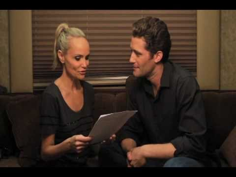 ASK: Matthew Morrison Answers with Kristin Chenoweth