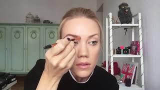 Елена Крыгина   Уроки макияжа   НОВЫЕ КРАСИВЫЕ АККУРАТНЫЕ БРОВИ