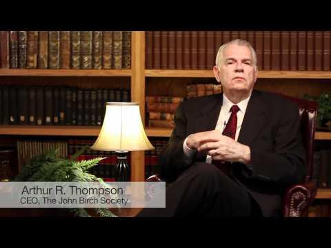 JBS CEO Art Thompson Introduces the STOP A Con-Con Campaign