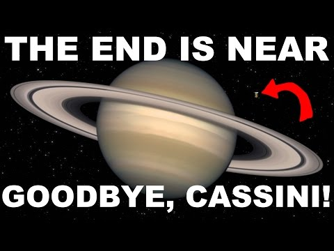 Do Not Go Gentle...Cassini's Final Mission