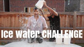 Icy water CHALLENGE! Shahveer VS Sham Idrees.