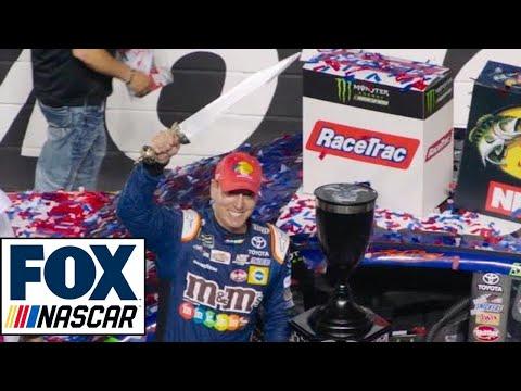 Winner's Weekend: Kyle Busch - Bristol I NASCAR RACE HUB