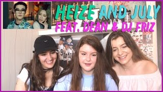 Heize And July Feat Dean Dj Friz Mv Reaction
