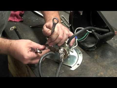 PS654 Replacement Solenoid Installation - YouTube