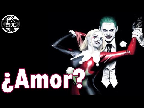 La Terrible Relacion De Harley Quinn Y El Joker Yoshimitsu Caleon