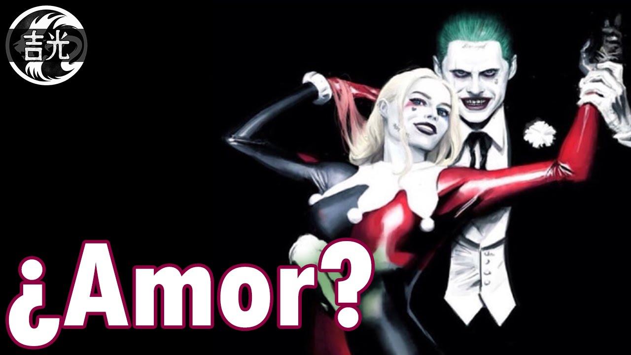 La Terrible Relaci N De Harley Quinn Y El Joker Youtube
