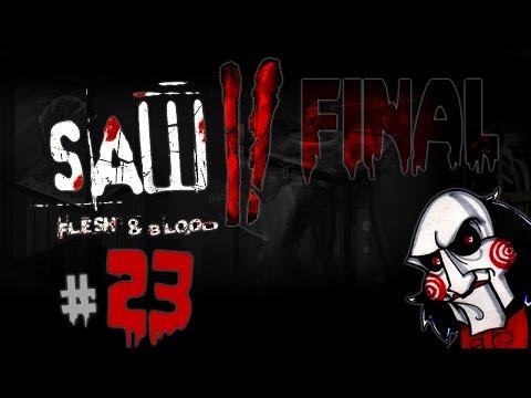 Saw: The Video Game Прохождение На Русском #1 — ИГРА НА ВЫЖИВАНИЕ