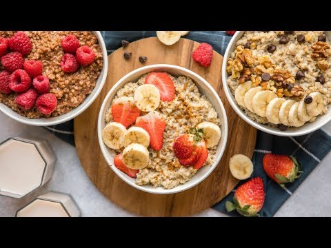 How To Make Instant Pot Oatmeal (+ 3 Flavor Ideas!)