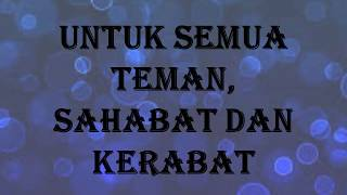 Download Video Video Ucapan Marhaban Ya Ramadhan, Selamat Menjalankan Ibadah Puasa MP3 3GP MP4