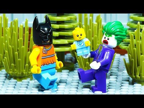 Lego Batman Joker - The Baby is Rescued