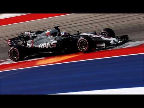 "2017 United States GP - Team Radio - Grosjean told to ""Shut up"""