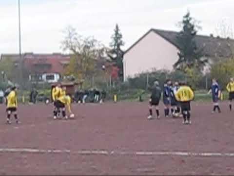 VfB Gartenstadt Mannheim, A-Jugendspiel 7.11.09